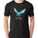 Navi Hey Listen! (Zelda) Unisex T-Shirt