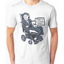 Stephen Hawking Party Hard Unisex T-Shirt