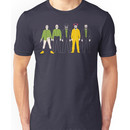 The Evolution of Walter White Unisex T-Shirt