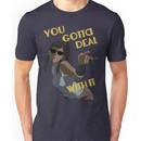 LoK - Korra Deal With It (No Outline) Unisex T-Shirt
