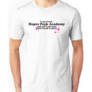 I Survived Hopes Peak Academy (Dark Font) Unisex T-Shirt