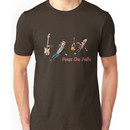 Foux Du Fafa - Flight Of The Conchords Unisex T-Shirt
