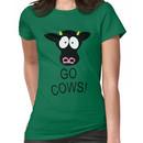 Go Cows South Park Women's T-Shirt