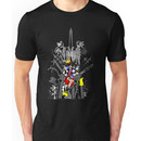 Kingdom Hearts: Game of Hearts Color Unisex T-Shirt