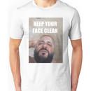 DJ Khaled Keep Your Face Clean Unisex T-Shirt