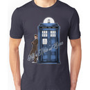 Doctor Who - All of Time and Space T-shirt Unisex T-Shirt