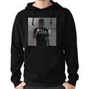 """Tiller"" 3D Graphic Hoodie (Pullover)"