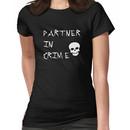 Partner In Crime Women's T-Shirt