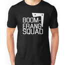 Avatar the Last Airbender: Boomerang Squad White Unisex T-Shirt