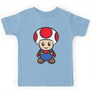 Mario Toad Kids Clothes