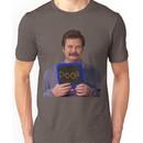 Ron Swanson - Poop Unisex T-Shirt