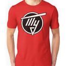 Tupolev Aircraft Logo (Black) Unisex T-Shirt