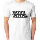 1970 Ford Mustang Boss 302 Unisex T-Shirt