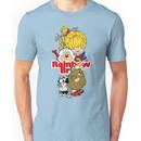 Rainbow Brite - Group Logo #1 - Color  Unisex T-Shirt