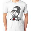 Gentlemen. (No Smoke) Spy - Team Fortress 2 Unisex T-Shirt