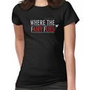 Where the Fairy Flies Women's T-Shirt