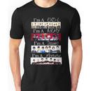 EXO, BTS, INFINITE, AND MONSTA X - I'M A FAN Unisex T-Shirt