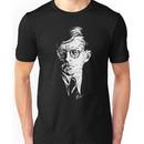 Shostakovich drawing in white Unisex T-Shirt