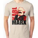 Communist Karl Marx Portrait Unisex T-Shirt