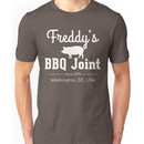 Freddy's BBQ Joint (White) Unisex T-Shirt