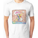 The Unicorns-Who will cut our hair when we're gone? Unisex T-Shirt
