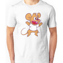 Kpke Chara Collection - Mouse Jump! Unisex T-Shirt