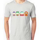 South Park Characters Unisex T-Shirt