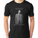 Hamilton x The West Wing - It's hard to listen with a straight face Unisex T-Shirt
