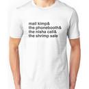 Serial Podcast. Unisex T-Shirt