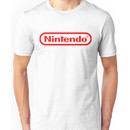 Nintendo logo HQ Unisex T-Shirt