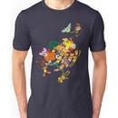 Whispering Rock Psychic Summer Camp Pals Unisex T-Shirt