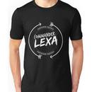 COMMANDER LEXA DEFENSE SQUAD Unisex T-Shirt