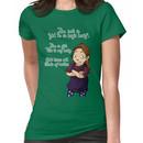 A Girl in a Girl's Body shirt Women's T-Shirt