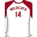High School Musical: Wildcats Red Baseball  Sleeve