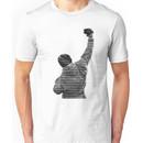 How Hard You Get Hit - Rocky Balboa Unisex T-Shirt