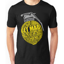 Portal 2 Cave Johnson Combustible lemon quote Unisex T-Shirt