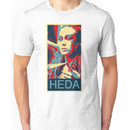 Heda/Commander Lexa  Unisex T-Shirt