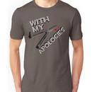 TF2 Spy - Butterfly Knife Unisex T-Shirt