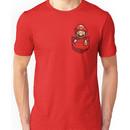 Pocket Mario  Unisex T-Shirt
