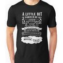 TVD Song (b/w) Unisex T-Shirt