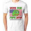 Vote Pepe Sad Frog 2016 Unisex T-Shirt
