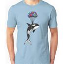 Big Orca, Bigger Dreams Unisex T-Shirt