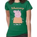 Mummy Pig Women's T-Shirt