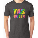YAS QUEEN - Broad City Style Unisex T-Shirt