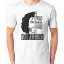 Vote For Jefferson Unisex T-Shirt