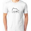 ADSR Envelope (black graphic) Unisex T-Shirt