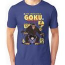 Incredible Goku Unisex T-Shirt