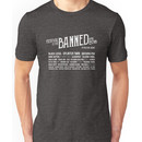 Festival of the Banned 2016 Unisex T-Shirt