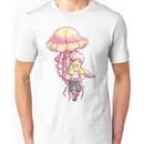 jellyfish umbrella Unisex T-Shirt