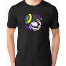 Pan Pizza Head Round Unisex T-Shirt